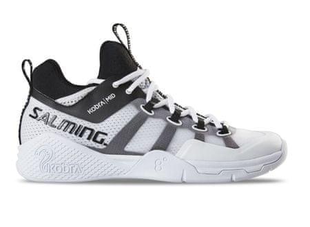 Salming Kobra Mid 2 Shoe Men White/Black 47.3