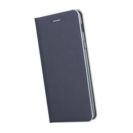 Havana torbica za Samsung Galaxy A20e A202, črna s srebrnim robom