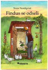 Sven Nordqvist: Findus se odseli