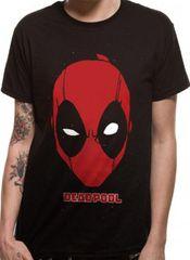Deadpool Pánské tričko Deadpool - Portrait Velikost: L