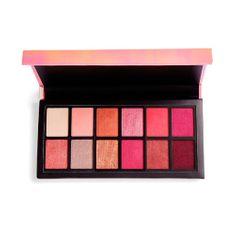 Makeup Revolution Paletka očných tieňov Angel Heart 9 g