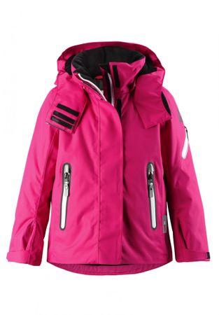 Reima lány téli kabát Roxana 92 rózsaszín