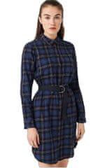 Q/S designed by dámské košilové šaty 46.908.82.2606