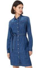 Q/S designed by dámské košilové šaty 46.908.82.2603