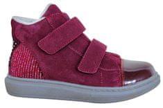 Protetika dívčí kotníkové boty Velvet