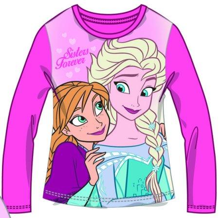 Disney by Arnetta dievčenské tričko Frozen 122 ružová