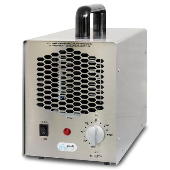 PROFI OZON GO-14000 generátor ozónu (pre účinnú dezinfekciu v priestoroch do 500 m3)