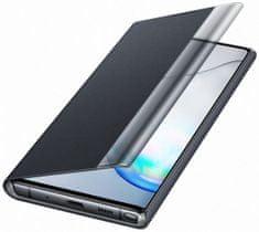Samsung Flipové pouzdro Clear View pro Galaxy Note 10, černá (EF-ZN970CBEGWW)