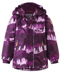 Reima kurtka zimowa dziewczęca Ruis