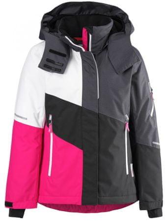 Reima dívčí zimní bunda Seal 104 růžová