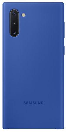 Samsung stražnji poklopac za Galaxy Note 10, silikonski, bijeli (EF-PN970TLEGWW)