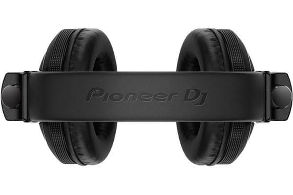 vezetékes profi dj stúdió fejhallgató pioneer hdj-x5 1,2m kábel 3,5 mm jack adapter 6,3 mm torzítás mentes amerikai megterhelési teszt