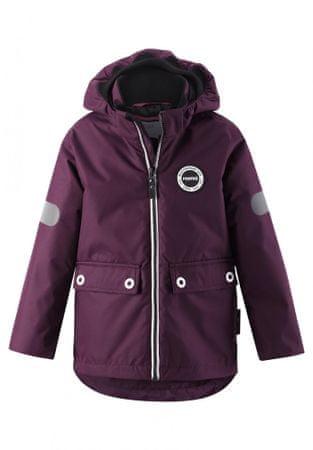 Reima otroška zimska bunda Seiland, 110, vijolična