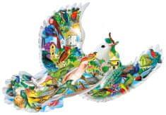 SunsOut Puzzle 1000 dílků Aimee Stewart - Feathered Friends