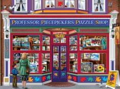 SunsOut Puzzle 1000 dílků Bigalow Illustrations - Professor Puzzle Shop