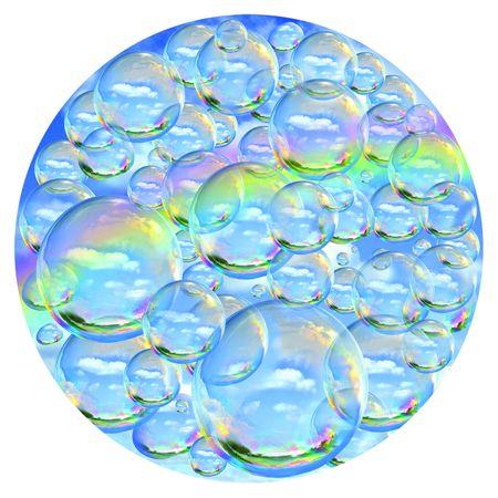 SunsOut Puzzle 1000 db Lori Schory - Bubble Trouble