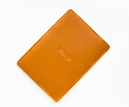 "Voyage Kožený obal na iPad 11"",10.5"",9.7"" // PELTA (Brown) - iPad Pro 11"""