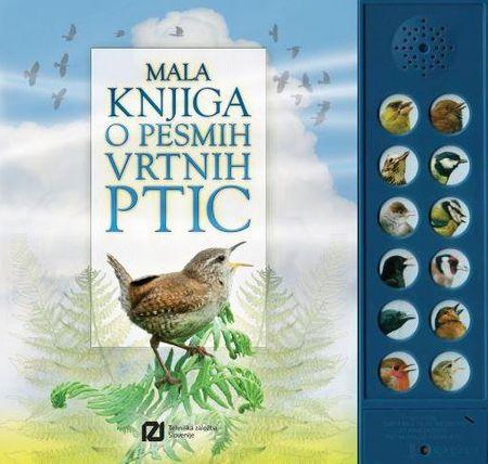 Mala knjiga o pesmih vrtnih ptic (zvočna knjiga)