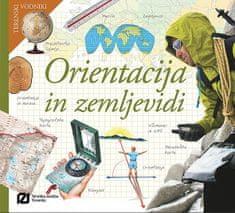 Orientacija in zemljevidi