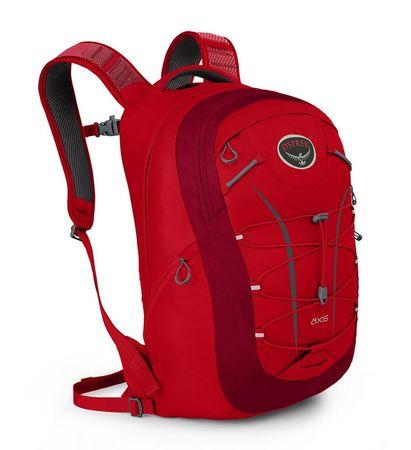 OSPREY plecak Axis 18 II, Cardinal Red