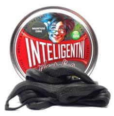 Intelig.plastelína Magnetická černá