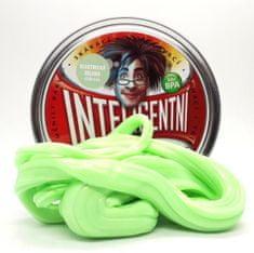 Intelig.plastelína Elektrická zelená