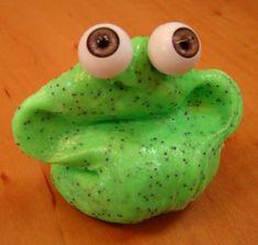 Intelig.plastelína Zelená příšera