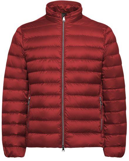 Geox pánska bunda Dereck M9425D T2562 56 červená