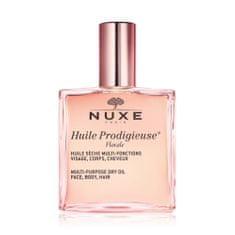 Nuxe Multifunkční suchý olej na obličej, tělo a vlasy s květinovou vůní Huile Prodigieuse Florale (Multi-