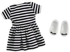 Addo odjeća za lutku - prugasta odjeća