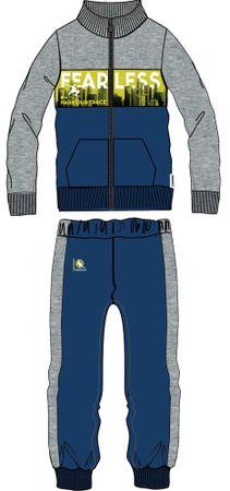 Cangurino fantovski komplet trenirke, 152, modra