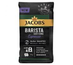 Jacobs Barista Espresso, zrnková káva, 1000g