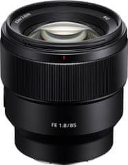 Sony SEL-85F18.SYX objektiv