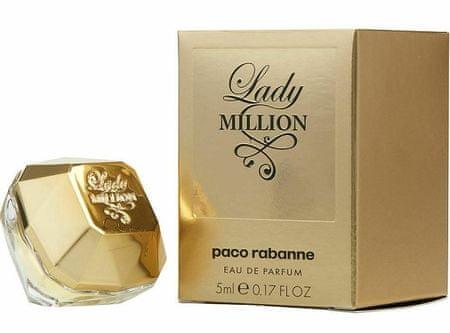 Paco Rabanne Lady Million - miniatura EDP 5 ml