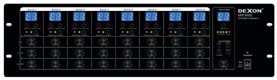 Dexon  Maticový systém 8x8 - hlavní maticová jednotka MRT 8000