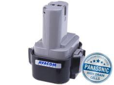 Avacom MAKITA 9134 Ni-MH 9,6V 3000mAh, články PANASONIC