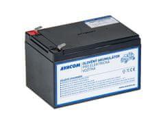 Avacom Náhradné batérie (olovený akumulátor) 12V 12Ah do vozidlá Peg Perego F2