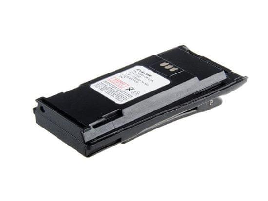 Avacom Motorola CP040, CP140, CP150, CP250 Li-Ion 7.4V 1800mAh Ultra Slim