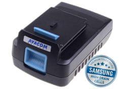 Avacom BLACK & DECKER A1518L Li-Ion 18V 2000mAh, články SAMSUNG