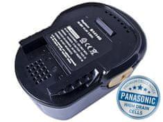 Avacom AEG B1414G Ni-MH 14,4V 3000mAh, články PANASONIC