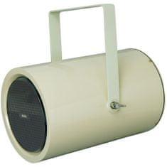 Adastra  Outdoor sound projector, 100V line/8 ohms - Cream