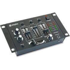 Skytec Skytec STM-2211, 3-kanálový mix pult, černý