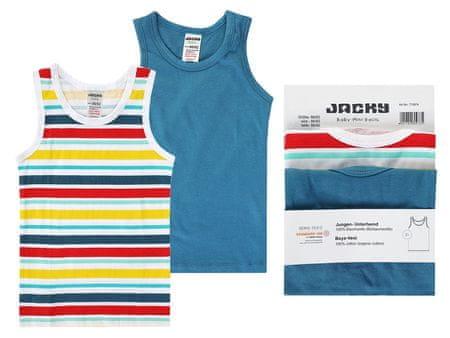 Jacky 2 db-os fiú trikó szett 146/152 színes