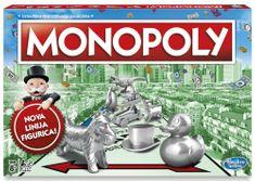Hasbro Monopoly Classic društevna igra