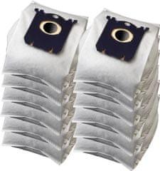 KOMA SB02S - Sada 12ks sáčků do vysavačů Electrolux, AEG, kompatibilní se sáčky typu S-BAG