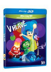 V hlavě 3D + 2D ( 2 disky) - Blu-ray