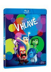 V hlavě - Blu-ray