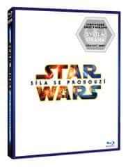 Star Wars Síla se probouzí - edice Lightside (2BD) - Blu-ray
