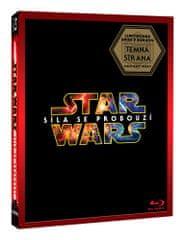 Star Wars Síla se probouzí - edice Darkside (2BD) - Blu-ray