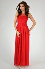 Stylomat Dámské šaty - červené
